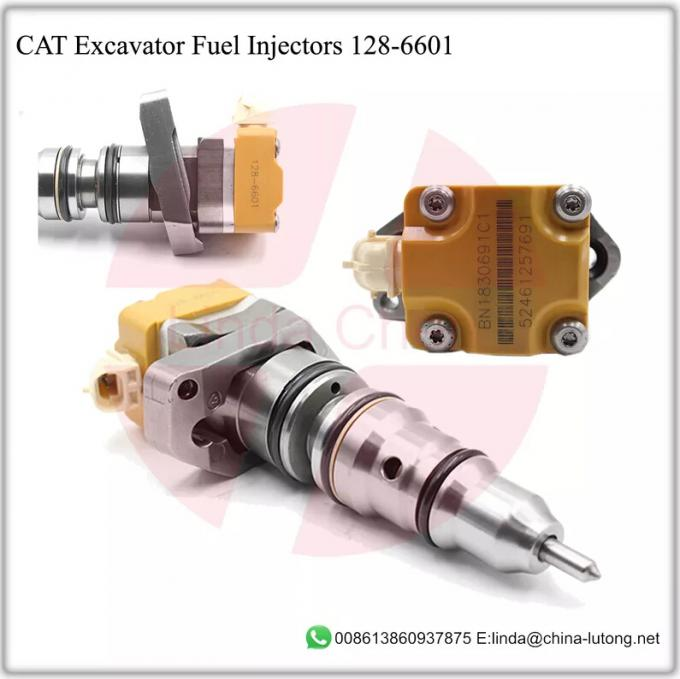 Excavator Engine Caterpillar Fuel Injectors 278F2101266 Caterpillar C13 Injector Nozzle
