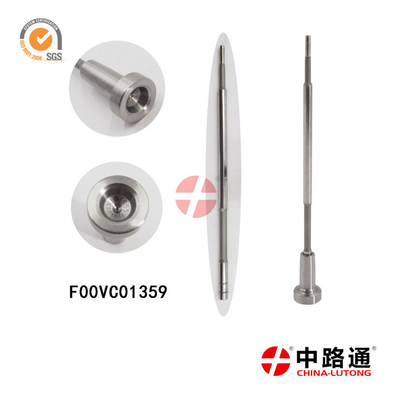 F00VC01363 common rail parts for injector 0445110304/317/348 inline fuel injection pump system