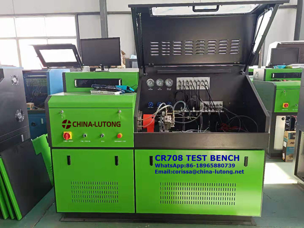 bosch eps 100 injector tester CR708 common rail diesel injector calibration machine