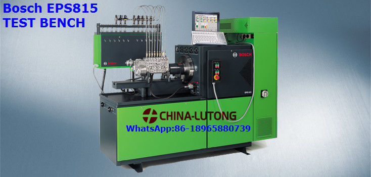 common rail system test bench EPS815 diesel common rail injector test bench