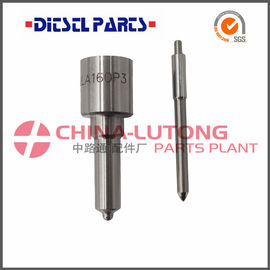 China diesel nozzle catalogue DLLA160P3 093400-5030 for KOMATSU 4D31 factory