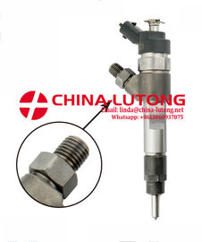China iveco injector common rail 0445120002 bosch high performance fuel injectors factory
